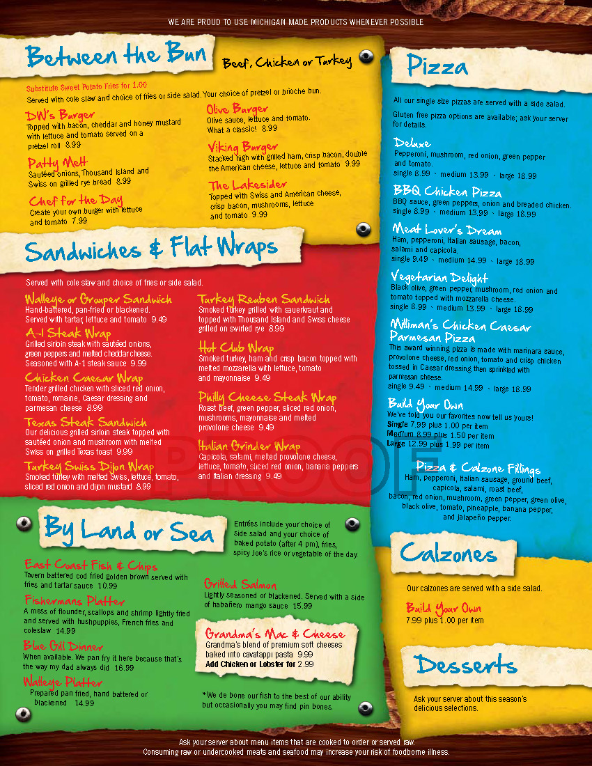 Blue Gill Grill menu 2_Page_2 - The Blue Gill Grill