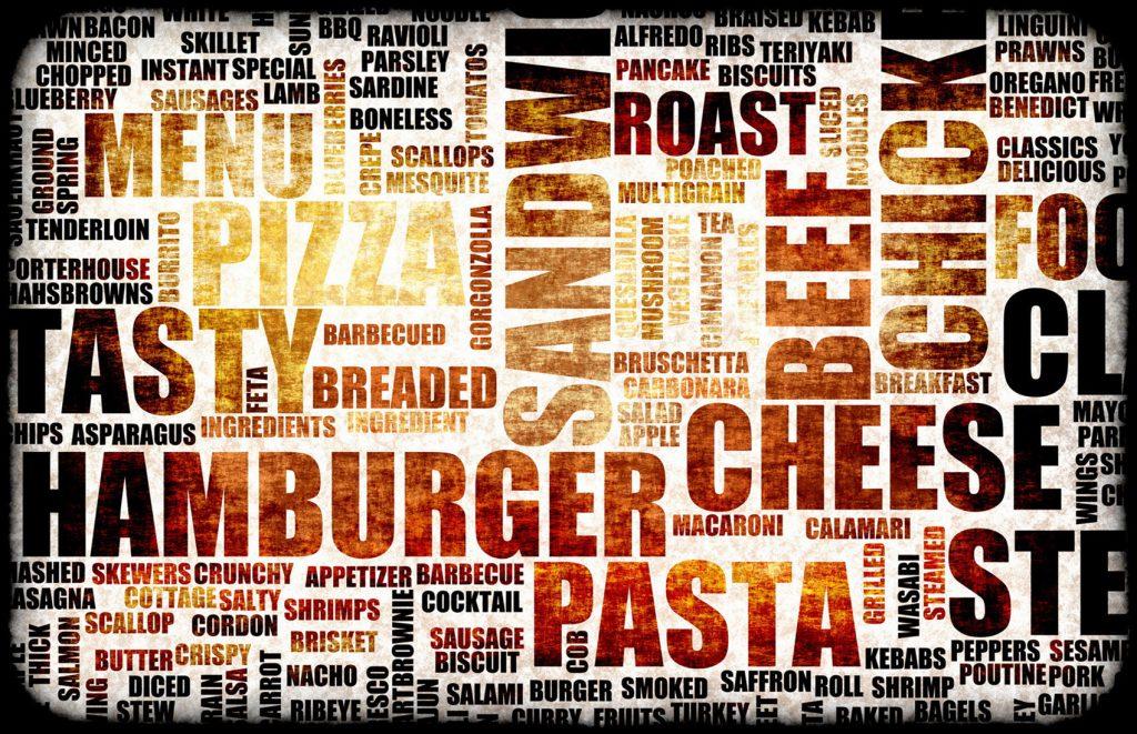 Pasta, Sandwiches, Chicken, Pizza, Appetizers, Salads, Drinks, MSU